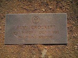 Alma Crockett