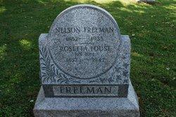 Rosetta <i>Foust</i> Freeman
