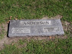 John Clarence Anderson