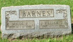 Maude F Barnes