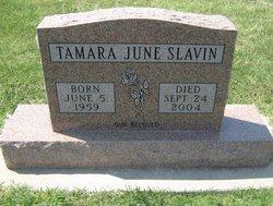 Tamara June <i>Avey</i> Slavin