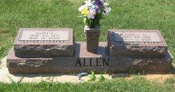 Hazel Lanora <i>Willaford</i> Allen