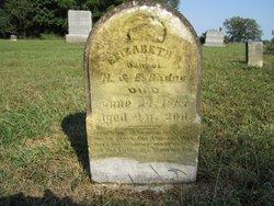 Elizabeth S. Lizzie Bader