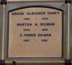 C Homer Gilman