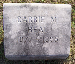 Carrie M Beal