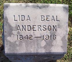 Ann Elizabeth Lida <i>Roundtree</i> Beal