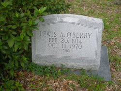 Lewis A. Unkie O'Berry
