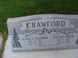 Selma Clair <i>Pearson</i> Crawford