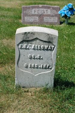 Harry Hinkley Galloway