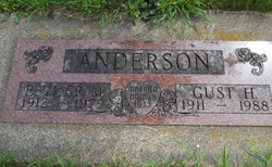 Gust H Anderson