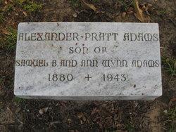 Alexander Pratt Adams
