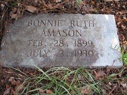 Bonnie Ruth <i>Robson</i> Amason