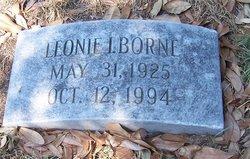 Leonie <i>Isaac</i> Borne
