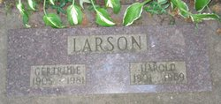 Harold Larson