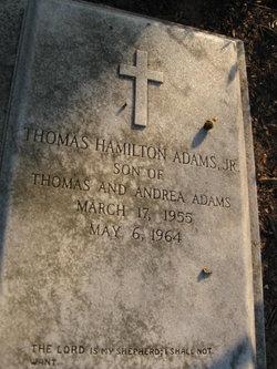 Thomas Hamilton Adams, Jr