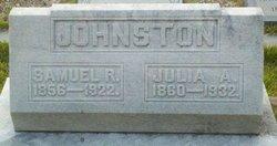 Julia Anne <i>Schroeder</i> Johnston