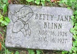 Betty Jane Blinn