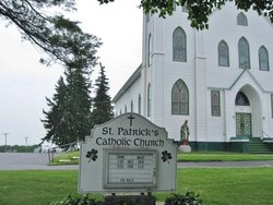 Saint Patrick's Catholic Cemetery