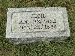 Cecil Curtis