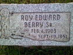 Roy Edward Berry, Sr