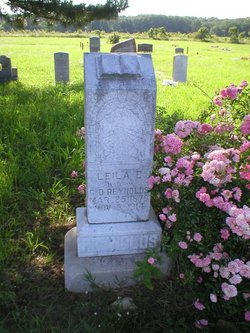 Lelia E. <i>Price</i> Reynolds