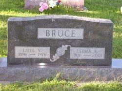 Esther K. <i>Zook</i> Bruce
