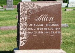 F W Allen