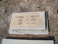 Beaman G Bruner
