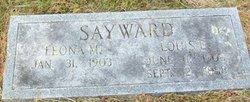 Leona M. <i>Sullivan</i> Sayward