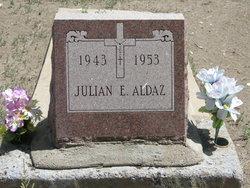 Julian E Aldaz