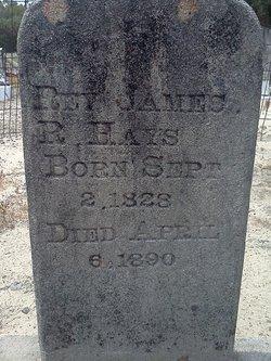 Rev James R Hays
