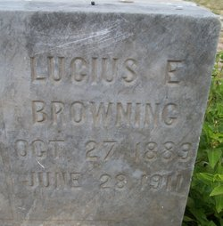 Lucius E. Browning
