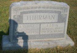 Ella F. <i>Silver</i> Thurman