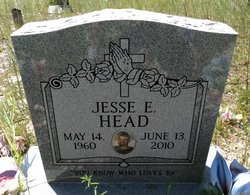 Jesse Everett Head