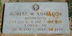 Robert William Ashbaugh