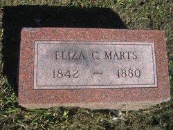 Eliza C Marts
