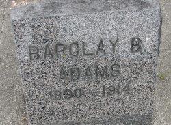Barclay B. Adams
