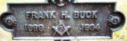 Frank H Buck