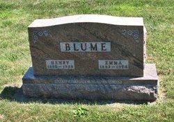 Henry Blume