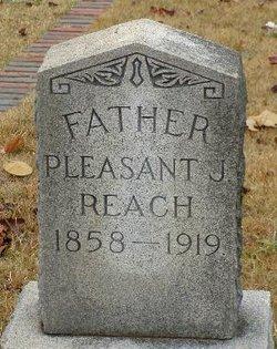 Pleasant J Reach, Sr