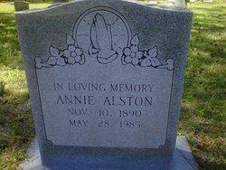 Annie Alston