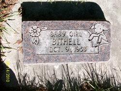 Baby Girl Bithell