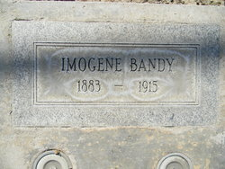 Imogene Jeannie <i>Turner</i> Bandy