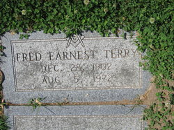 Fred Earnest Terry