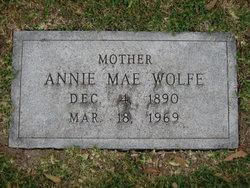 Annie Mae Wolfe