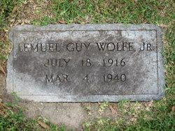 Lemuel Guy Wolfe, Jr