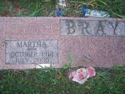 Martha <i>Mock</i> Bray