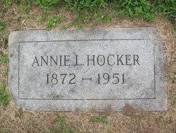 Annie Lydia <i>Strock</i> Hocker