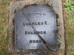 Charles Edmund Bullock