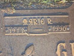 Marie Ruth <i>Edwards</i> Giddens